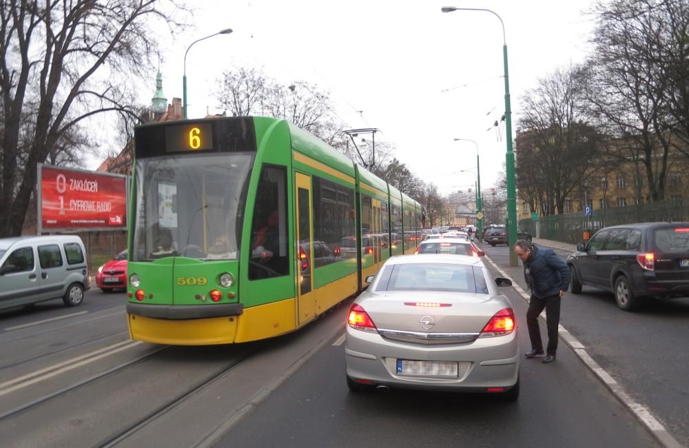 Grunwaldzka Poznań, fot. Tadeusz Mirski