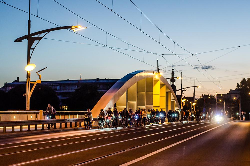 Rowerowy Poznań 2016