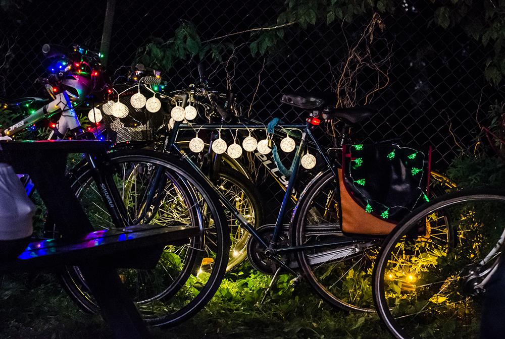 Światła rowery