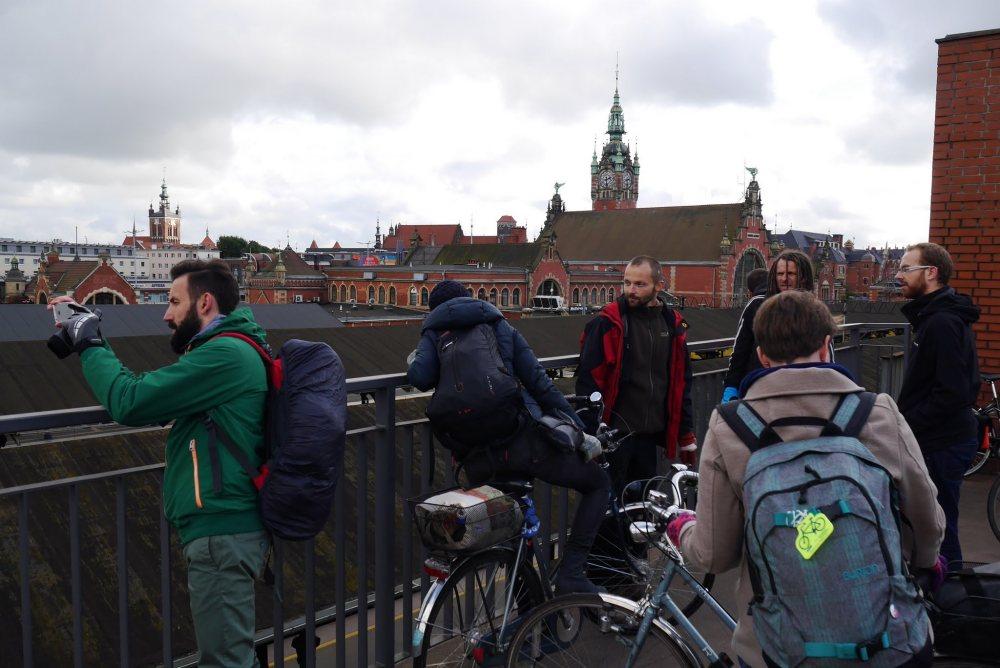 Przegląd infrastruktury rowerowej w Gdańsku