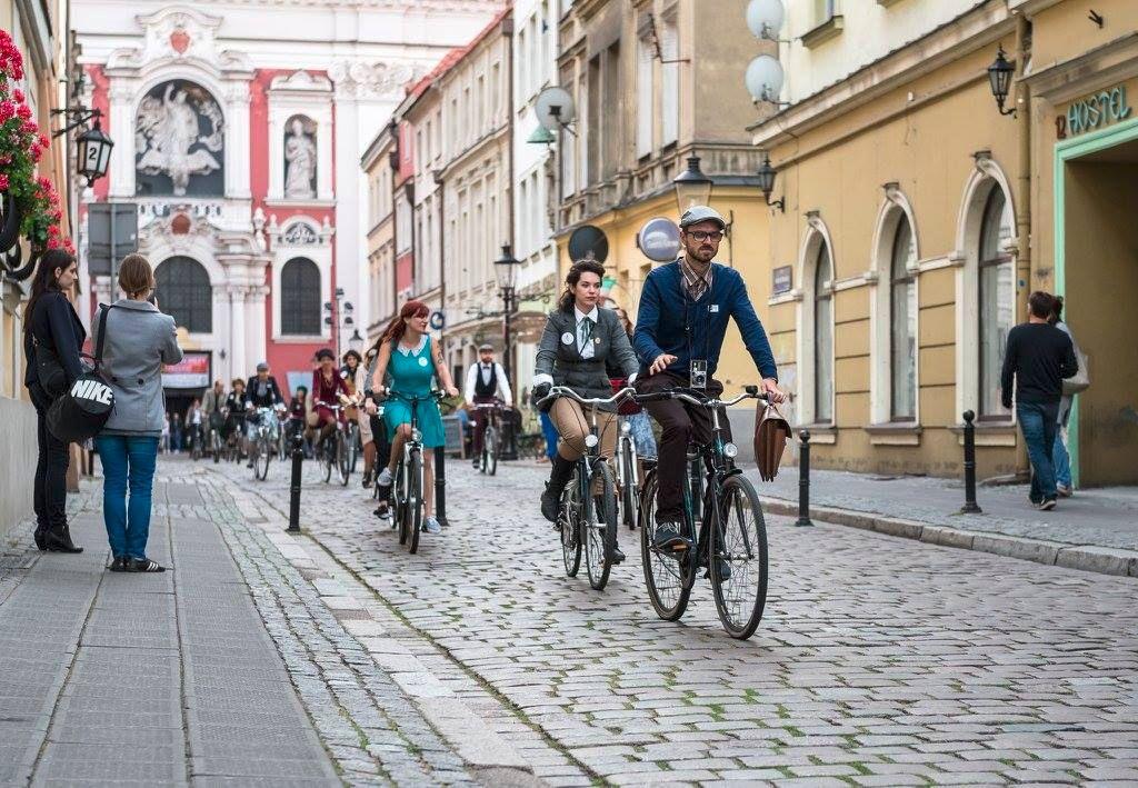 przejazd rowerowy poznań