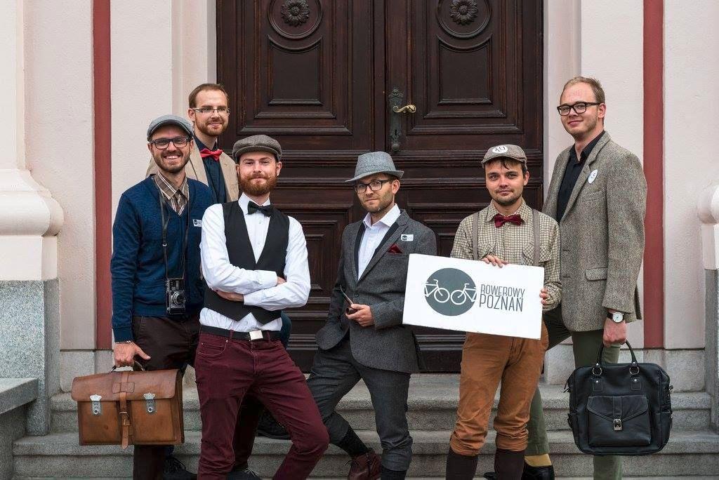 Tweed Ride mężczyźni styl Poznań