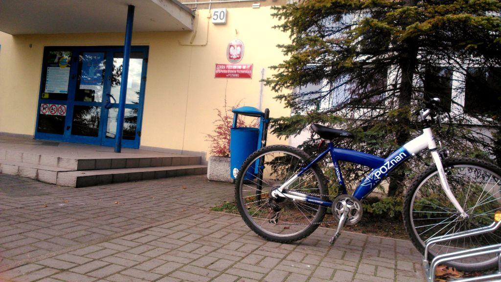 Rowerem Do Szkoły Projekt Edukacyjny Rowerowy Poznań