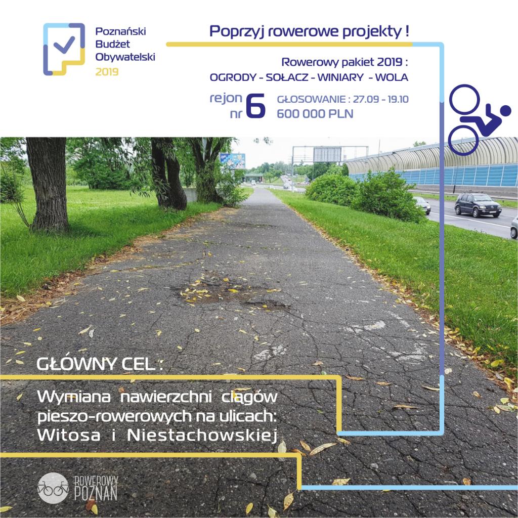Rowerowy pakiet 2019: Ogrody-Sołacz-Winiary-Wola