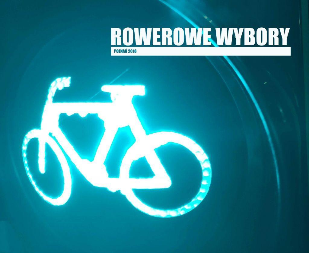 rowerowe wybory poznań 2018