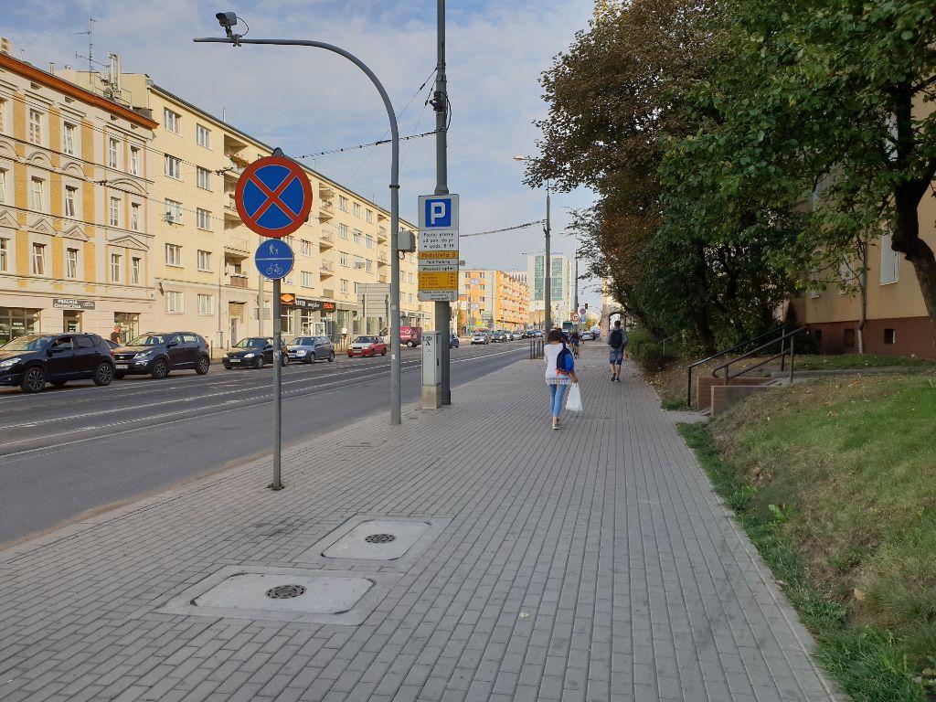 Nowa Droga Rowerowa Na Ul Dąbrowskiego Przy Imigw